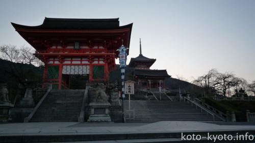 京都・東山にある「清水寺」