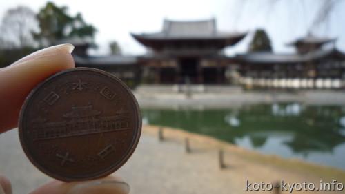 10円硬貨に描かれている鳳凰堂