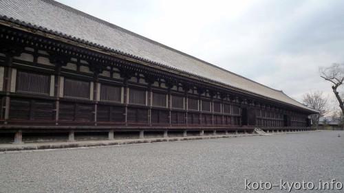 日本一長い木造建築物