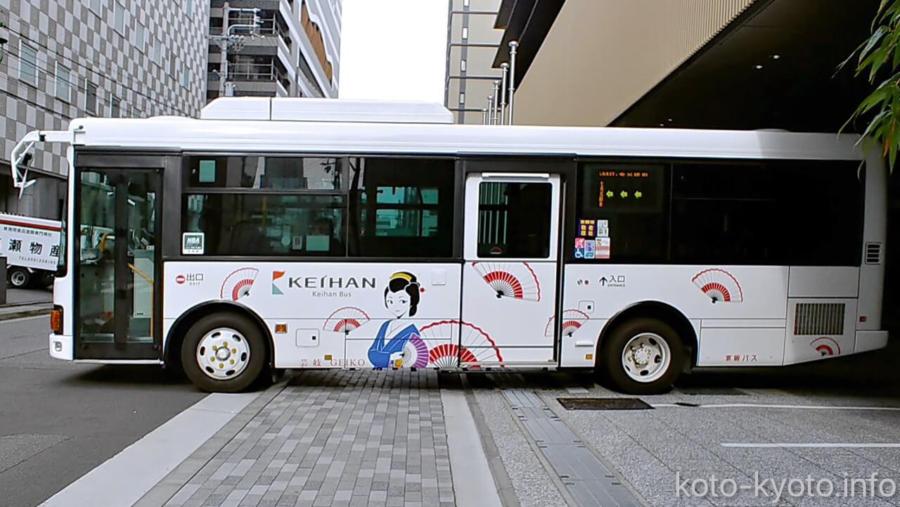 京都ステーションループバス